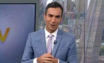 """Tralli fez exigência a TV Globo para assumir """"Jornal Hoje"""""""