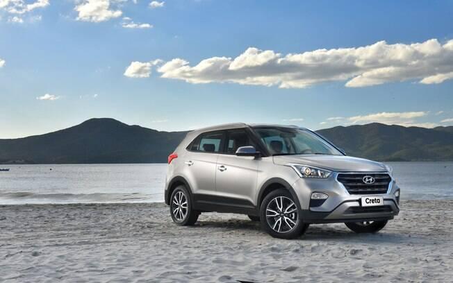Hyundai Creta tem bom isolamento acústico  e uma lista de equipamentos de série bem recheada