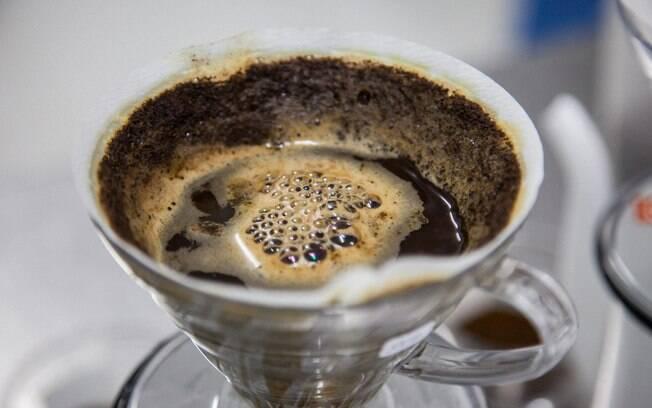 Como nasce o café