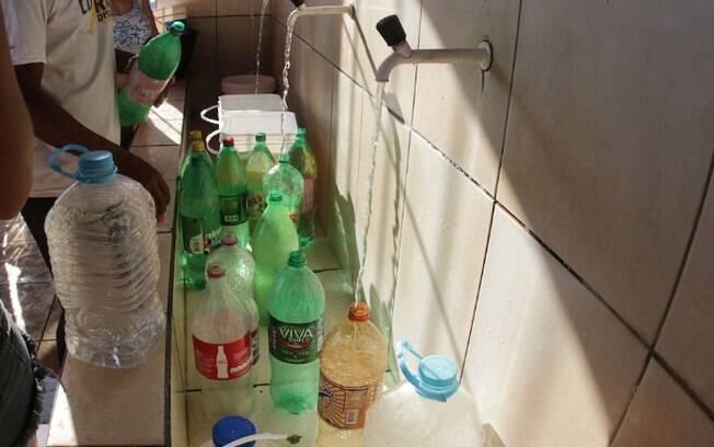 Obra da Sanasa deixa bairros de Campinas sem água nesta quarta