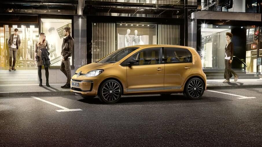 Volkswagen Special Up: série limitada vem com belas rodas de aro 17 e pintura exclusiva. Nada mau, hein?
