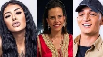 Narcisa, Medrado e João Gomes crescem no Instagram; veja ranking