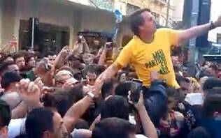Bolsonaro diz que vai tentar reverter sentença sobre Adélio Bispo