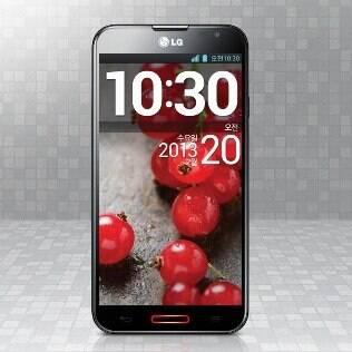 Optimus G Pro: o novo smartphone de tela grande da LG na guerra contra a Samsung