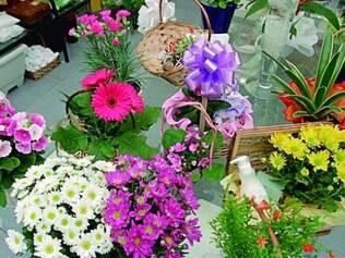 Preço. Flores são os itens com maior variação na capital mineira
