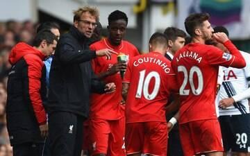 Philippe Coutinho acredita que Klopp mudou mentalidade do Liverpool