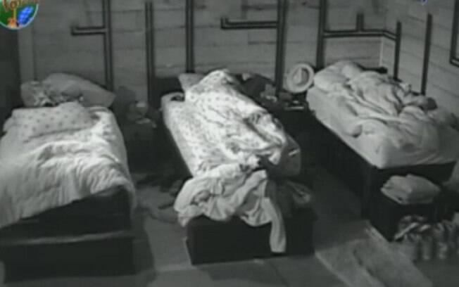 Mais ricos, peões caem no sono