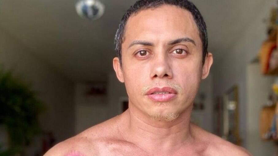 Silvero Pereira, ator, cantor e dançarino