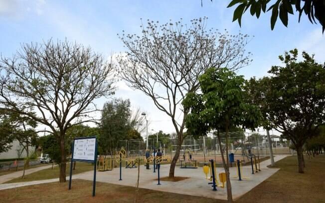 Prefeitura entrega reforma da Praça João Eduardo Geremias em Barão Geraldo