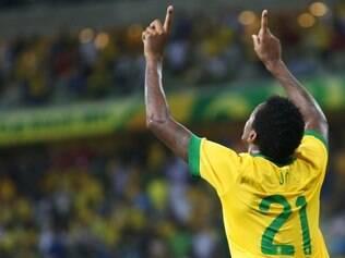 Jô se destacou com a seleção brasileira na Copa das Confederações e é destaque no Galo
