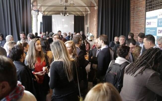 Em abril a High Design Expo ocorreu em Milão
