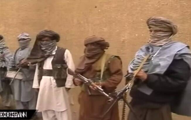 O movimento Taleban governou o Afeganistão de 1996 a 2001 e hoje tem renda estimada em US$ 400 milhões vindos principalmente do tráfico de drogas. Foto: Reprodução/Youtube