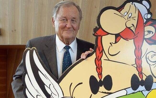 Albert Uderzo, criador do
