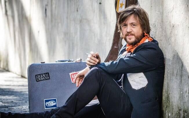 Além de vocalista do Legião Urbana, André Frateschi também é ator