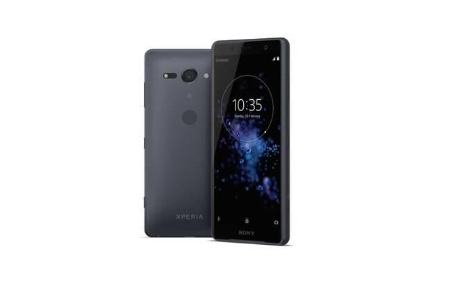 Xperia XZ2 Contact tem tela de 5 polegadas e conta com a maioria das possibilidades oferecidas pelo Xperia XZ2