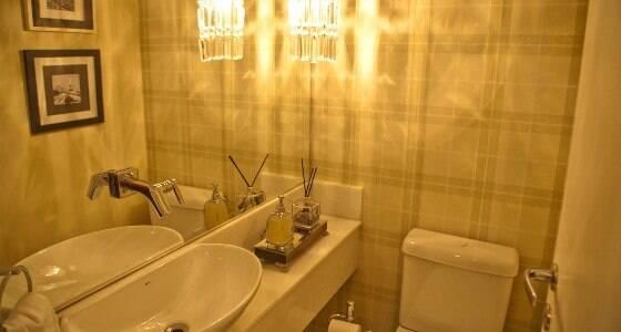 Aprenda alguns truques para decorar seu lavabo