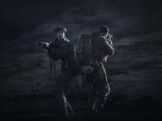 Katerine Waterson em cena de Alien: Covenant, que estreia nos cinemas nesta quinta-feira (11)