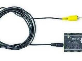 Computador. O C.H.I.P. pode ser ligado em qualquer tipo de tela e usado até para jogar