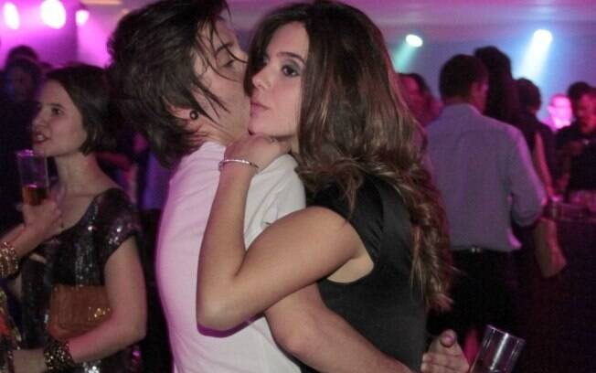 Recentemente houve boatos de que Pe Lanza e Giovanna estariam separados