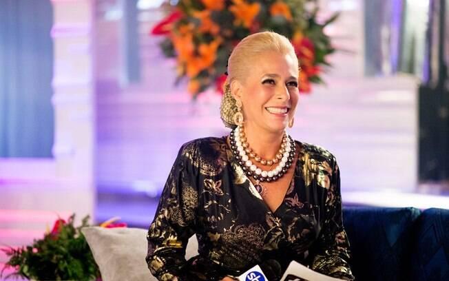 Muitas pessoas se perguntaram por que Andréa Beltrão foi escolhida para ser a Hebe