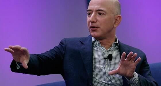 Jeff Bezos o é 3º maior bilionário do mundo