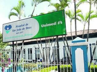 Oferta.  Aproximadamente 5.500 pacientes são atendidos em hospital de Santa Luzia todos os meses
