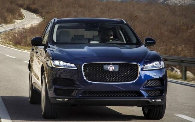 Jaguar F-Pace: conforto, conectividade e desempenho são a chave do negócio