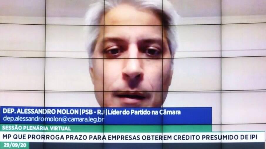 Para Alessandro Molon, privatização da estatal é