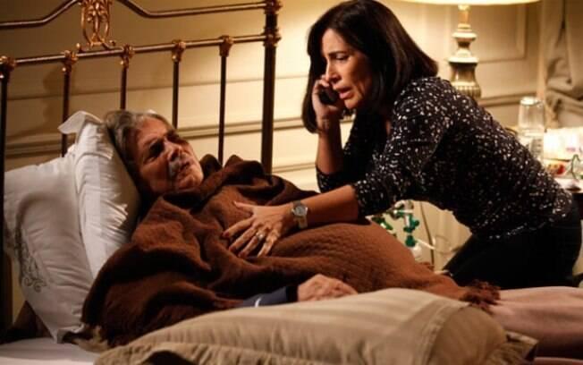 Norma teve um surto e provocou a morte de Teodoro