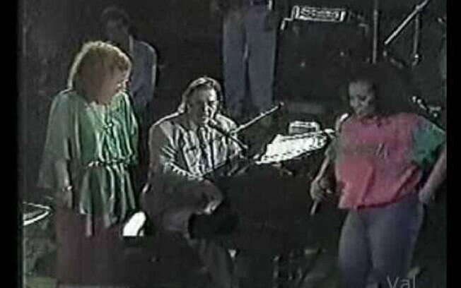 Beth Carvalho, Tom Jobim e Alcione