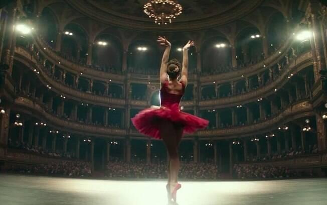 Cena Operação Red Sparrow, protagonizado pela vencedora do Oscar Jennifer Lawrence