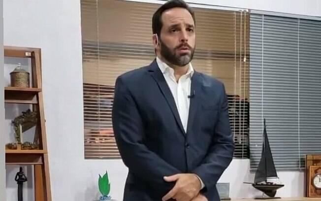 Marcelo Bennesby está internado na UTI após sofrer princípio de AVC