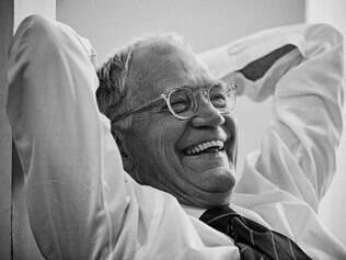 Despedida. David Letterman prepara sua saída da TV
