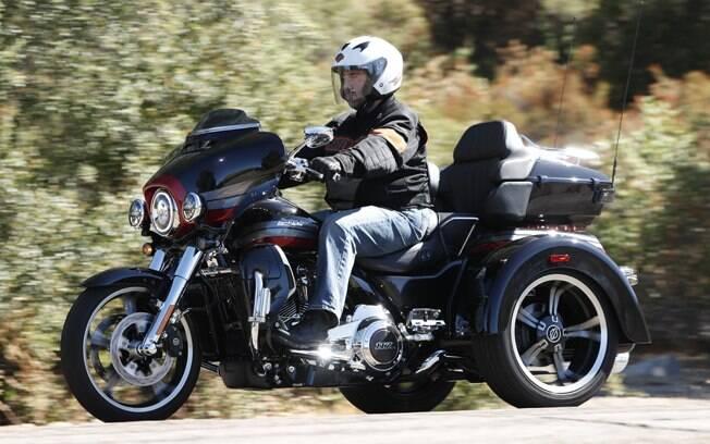 Harley-Davidson CVO Triglide