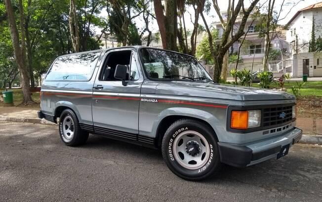 Chevrolet Bonanza: raridade em perfeito estado de conservação tem pintura especial entre os principais detalhes