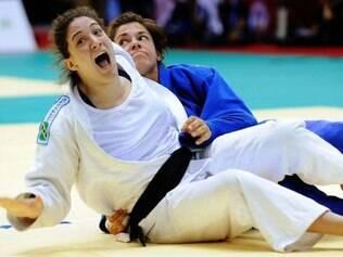 Mayra Aguiar é a líder do ranking mundial na categoria até 78kg