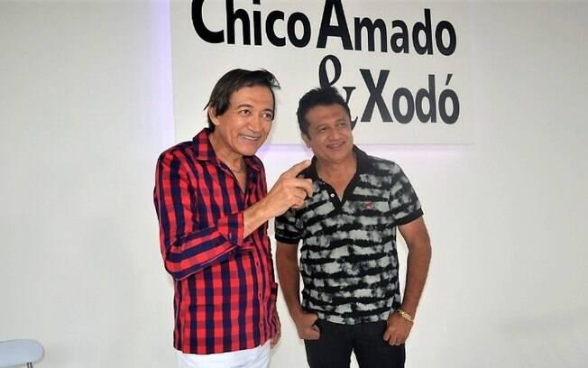 Dupla Chico Amado e Xodó faz live em prol do Fundo de Solidariedade de Hortolândia