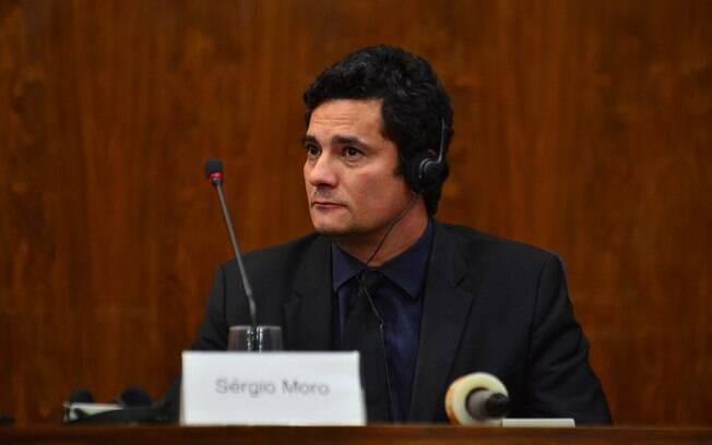 Juiz Sérgio Moro é o responsável pela condução da Operação Lava Jato na primeira instância