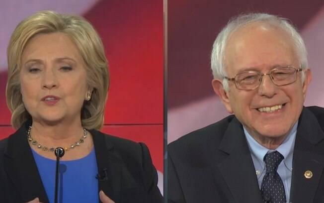 Primárias de New Hampshire, em curso nesta terça; Bernie Sanders tem vantagem nas pesquisas