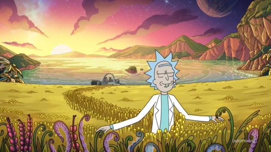 Rick e Morty vira alvo de hackers