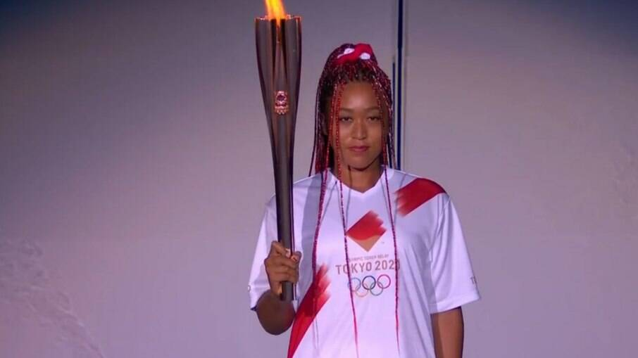 Naomi Osaka é filha de pai haitiano e mãe japonesa