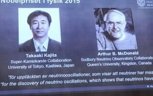 Nobel de Física vai para japonês e canadense