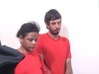 Casal está preso em Caratinga