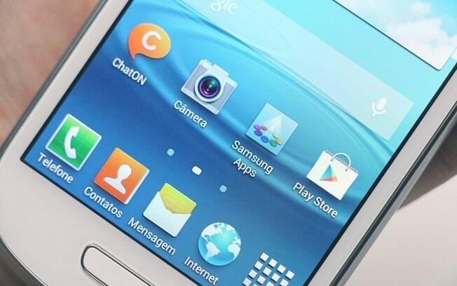 Galaxy S III Mini tem tela de 4,0 polegadas e processador dual core de 5a1f8ca7d6