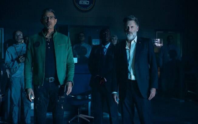 Bill Pullman e Jeff Goldblum estão de volta na sequência