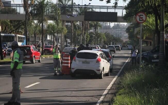Barreiras sanitárias: 317 veículos são abordados neste sábado em Campinas