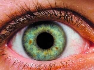 Saúde. Irisdiagnose faz análise aprofundada da íris, a parte colorida dos olhos