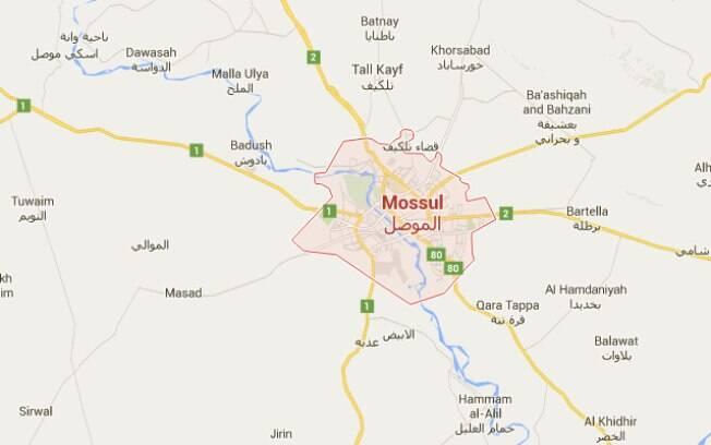 Ataque da coalizão liderada pelos EUA foi realizado em Mossul, no Iraque
