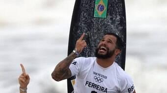 Documentário contará história do campeão olímpico Ítalo Ferreira