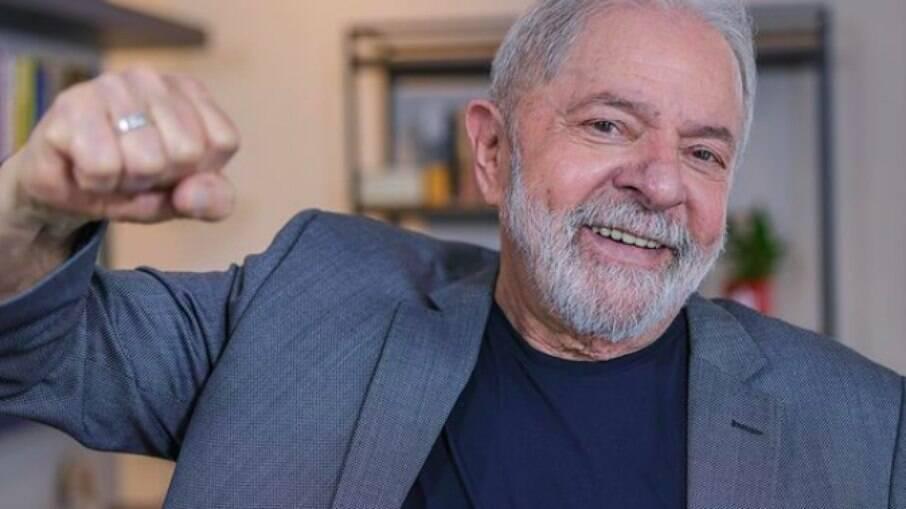 Lula fala sobre 2022 e preocupação com a fome no Brasil